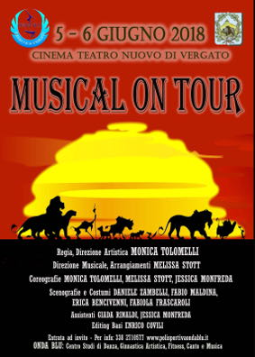 Musical on tour